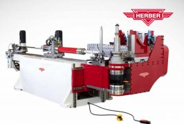 Herber 2400S bending machine